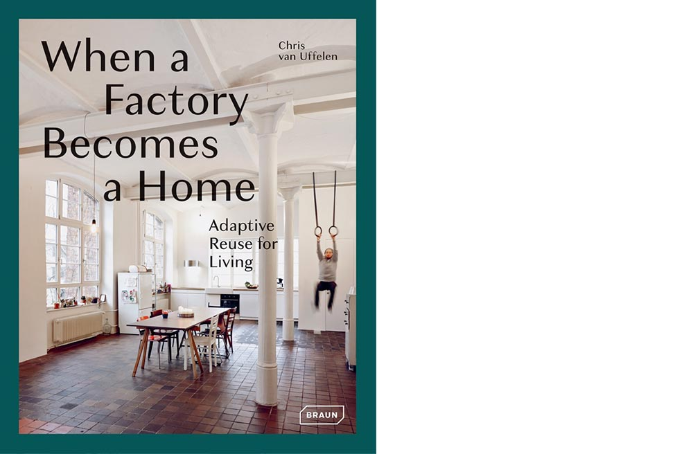 Tribeca Loft featured in Braun Publishing book