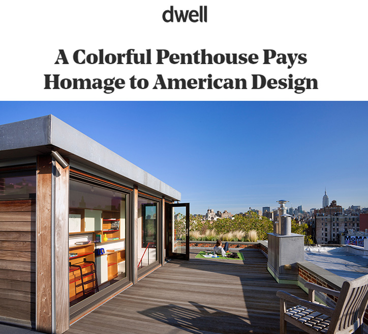 AFA featured in Dwell