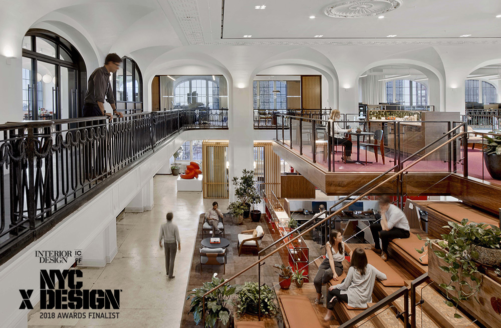 Hill Office NYCxDesign Awards Finalist