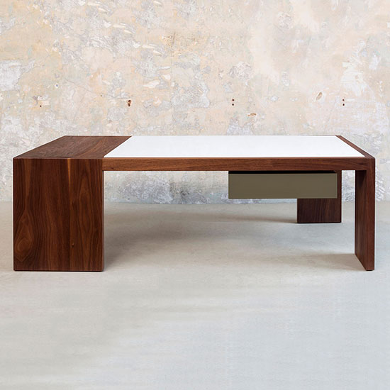 OTTO Furnishings by Andrew Franz - Box Table Series: Hugo Coffee Table