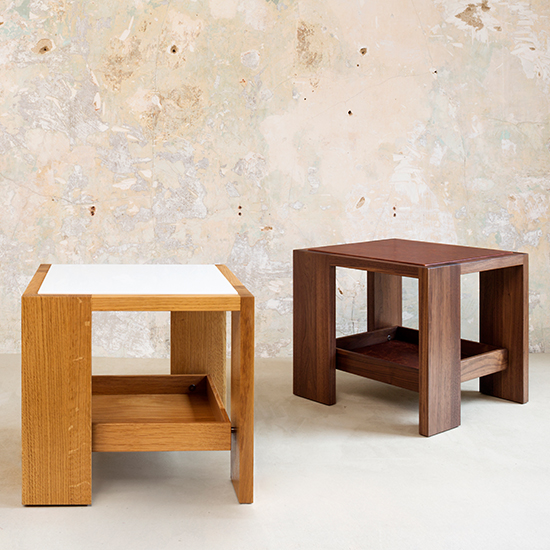 OTTO Furnishings by Andrew Franz - Box Table Series: Oscar Side Table