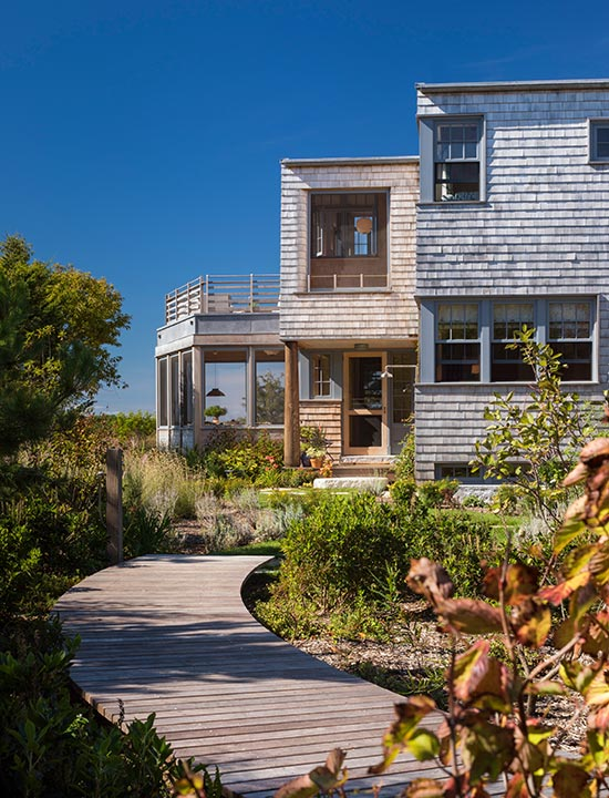 Completed! House on Martha's Vineyard