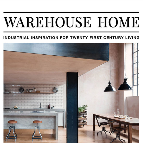 AFA featured in the book Warehouse Home