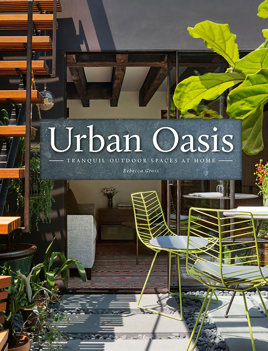 AFA featured as cover story of new book Urban Oasis