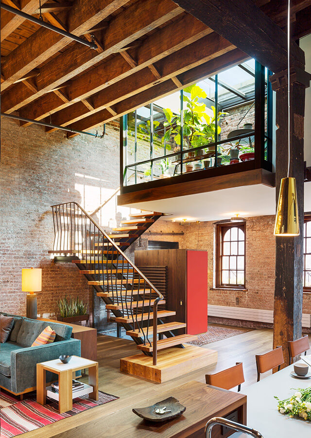 Tribeca Loft, Renovation and Expansion, NYC   Andrew Franz