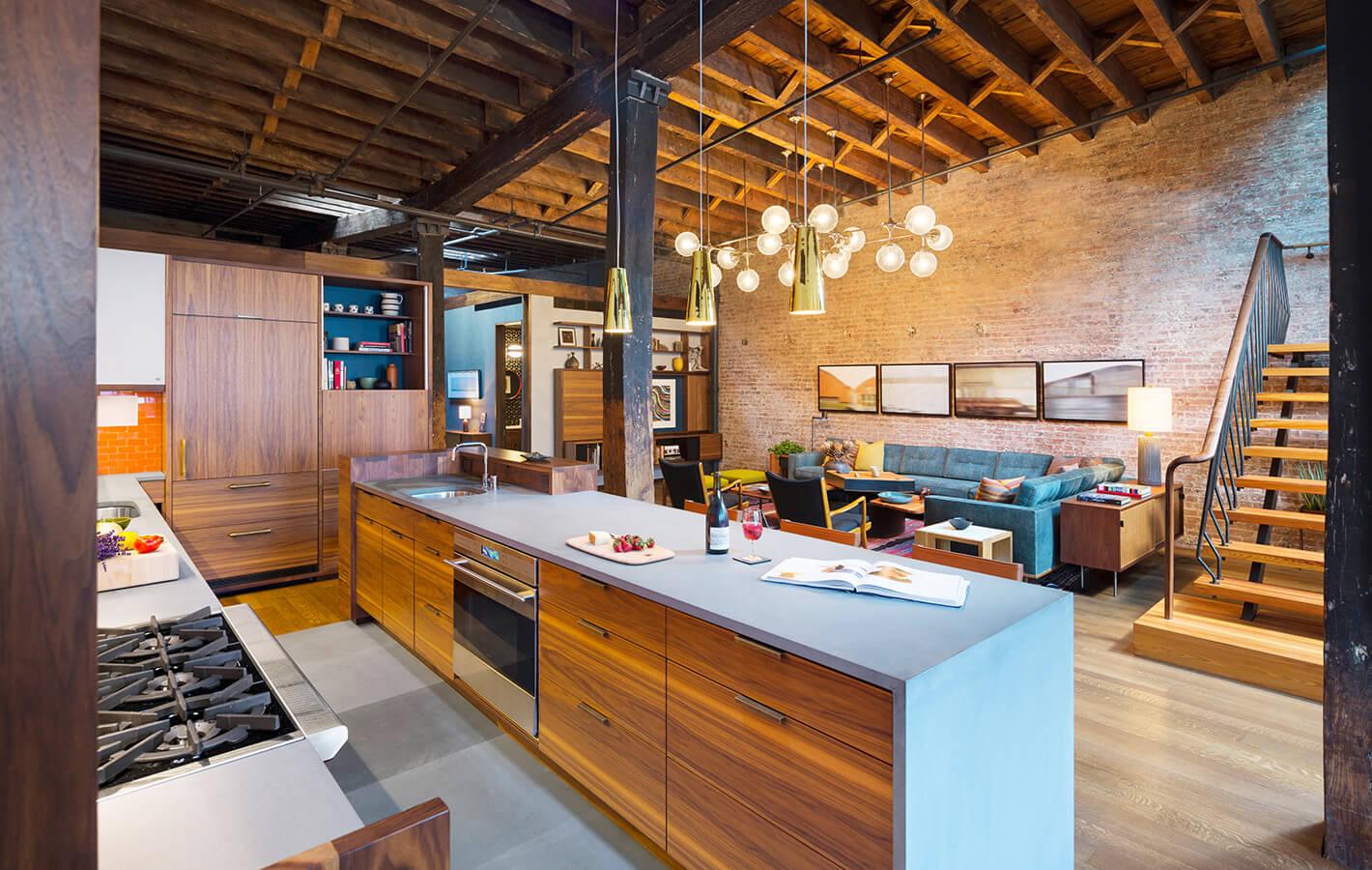 Tribeca Loft Nyc Andrew Franz Architect