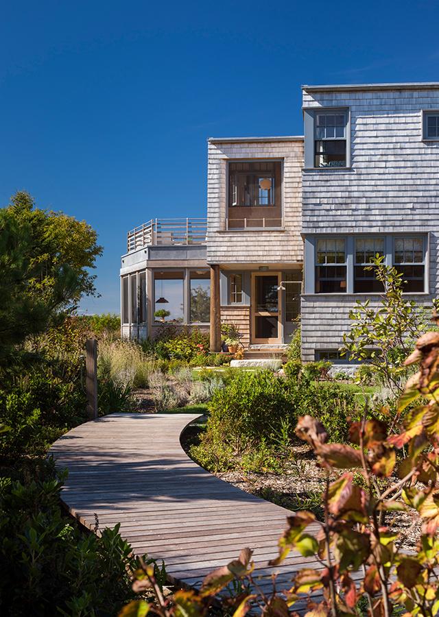 Modern Beach House Martha S Vineyard Andrew Franz Architect