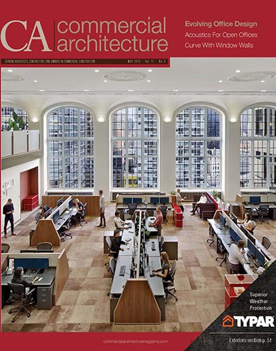 "Commercial Architecture - ""The Future Of The Office Is Open"""