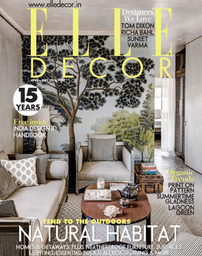 "Elle Decor India - ""Urban Jungle"""